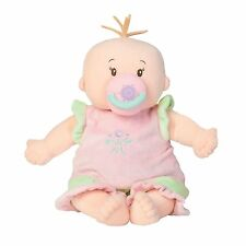 Manhattan Toy 130080 Baby Stella Peach Soft Nurturing First Baby Doll New