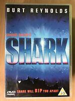Shark DVD 1969 Samuel Fuller Thriller Classic starring Burt Reynolds