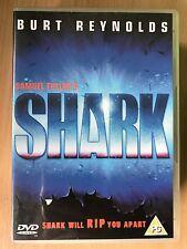 Burt Reynolds SHARK ~ 1969 Samuel Fuller Thriller ~ Rare UK DVD