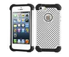 iPhone 5s 5 SE Case Shock Proof Heavy Duty Protective MESH Anti scratch Cover
