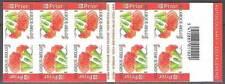 Belgique**OEUILLET-FLEURS-CARNET10vals-2004-ANJER-Bloemen-CARNATION-Flowers