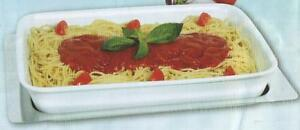 Spaghettiera AMC : pirofila + vassoio
