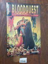 GW Warhammer Monthly Presents Bloodquest Graphic Novel