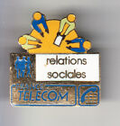 RARE PINS PIN'S .. PTT LA POSTE FRANCE TELECOM DRH RELATIONS SOCIALES EMAIL ~BX
