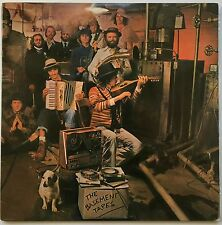 BOB DYLAN The Basement Tapes 2LP g/fold 1975 OZ CBS EX/VG+