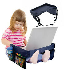 KOALA LULU Kids Snack /& Play Travel Tray Car Seat Lap W POCKETS TRAY DINOSAUR