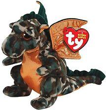 Glubschi TY 42122 **Razor **Drachen mit Glitzeraugen Camouflage  (15cm) NEU