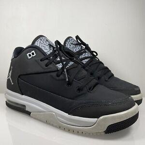 Nike Air Jordan Flight Origin Size UK 6 EU 39 Black Grey Trainers