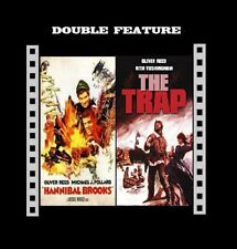 Hannibal Brooks / The Trap ( Oliver Reed Rita Tushingham ) Region 2 compat DVD