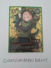 Naruto TCG/CCG - Sakura Haruno [Prior Diagnosis] - NM - Very rare!