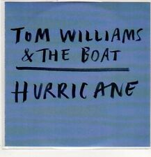 (EP567) Tom Williams & The Boat, Hurricane - DJ CD