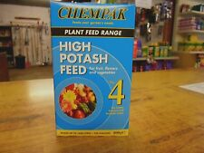 CHEMPAK HIGH POTASH FEED FERTILIZER No. 4 - 800g - FREE UK POSTAGE