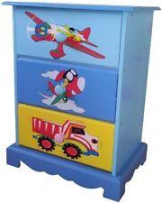 Boys & Girls Sport Drawer Units for Children