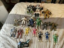 vintage power rangers toys