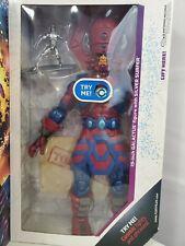"Marvel Universe Masterworks Galactus 19"" Action Figure & Silver Surfer MIB / NIB"