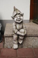 """Gartenfigur """"Troll als Kantenhocker"""" - Garten, Figur, Troll"""
