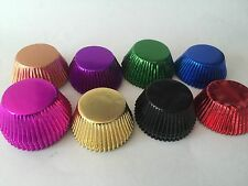 "Foil baking cupcake baking liners ""Assorted colors*"