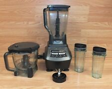 Genuine Ninja (BL770A) Kitchen Counter Top Juice Blender With 2 Cups! **READ**