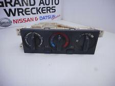 Nissan Pulsar N15 Heater/AC Controls