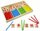 Baby Educational Kids Children Intellectual Development Wooden Toy Love Gift LI