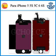 Pantalla Táctil LCD Para IPhone 5s 5S 6 6s Digitalizador Monitor Reemplazo