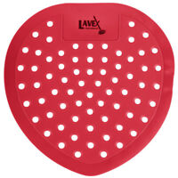 72 CASE Lavex Urinal Screen PINE Scented Deodorizer Cleaner Block Cake Toilet