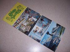 1980s CABBAGE PATCH KIDS DOLL ADOPTION CENTER VTG 4X9 POSTCARD