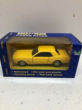 Road And Track 1:43 P Racer Mustang