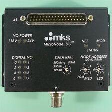 New mks MicroNode I/O As00124-01 Rev.A 0405 *Open Box!*