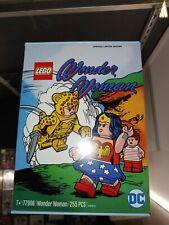 LEGO DC Fandome Wonder Woman Cheetah Set 77906 Exclusive SDCC NEW 2020
