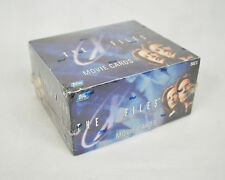 X-Files Fight The Future Movie Cards 36 Packs Sealed Box 1998 Topps