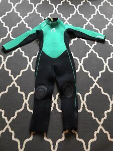 tribord child wetsuit (age 8; 125 - 132cm) 4/3 mm.