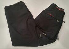Bonfire Snowboard Pants - Silver Series - Womens Large - EUC