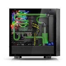 Thermaltake Core G21 Tempered Glass Edition Mid-Tower Chassis (ca1i400m1wn00)
