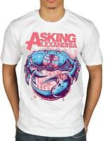 Official Asking Alexandria Crab T-Shirt Afterlife Reckless Album Youth Gone Wild