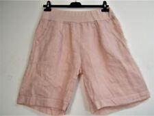 Shorts, bermuda e salopette da donna alte rosa