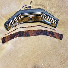 1975 -1979 Ford, Lincoln, Mercury Steering Wheel Horn Pad Wood Grain Repair Kit