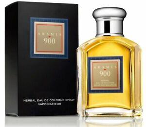 ARAMIS 900 for MEN Cologne Spray 3.4 oz EDC 3.3 NEW in BOX