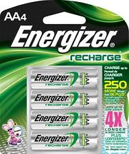 Energizer Rechargeable NI-MH AA Battery (2300 MAH) 4-PACK