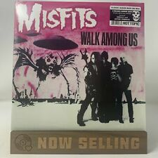 Misfits - Walk Among Us Vinyl LP Pink Marbled SEALED RARE