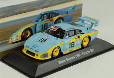 Porsche 935 winner Daytona 1982 # 18 1:43 map musée spark