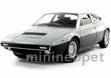 HOT WHEELS ELITE X5483 FERRARI DINO 308 GT4 1/18 DIECAST 2TONE BLACK SILVER