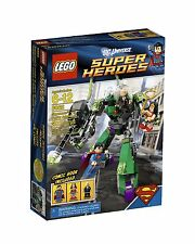 LEGO - Superman Vs Power Armor Lex - DC Super Heroes 6862 - Brand New & Sealed