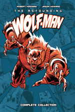 THE ASTOUNDING WOLF-MAN HC