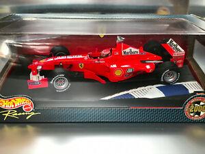 1/18 Mattel 1999 Ferrari F399 M. Schumacher Custom Ferrari Days car