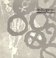 The Mission Uk Words Upon Sand DJ Us LP