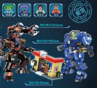 Xingbao Bausteine Mech Kampf Gundam Modell Spielzeug Militär 352PCS Kind