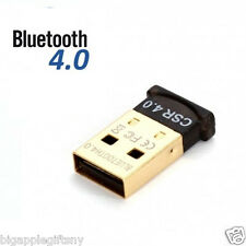 USB 2.0 Mini Bluetooth 4.0 CSR4.0 Adapter Dongle for PC LAPTOP WIN XP VISTA 7 8