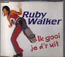 Ruby Walker-Ik Gooi Je Dr Uit cd maxi single