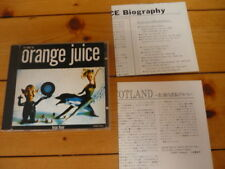 Orange Juice Texas Fever / Polydor JAPAN MINI CD  (POCP-1913) RAR!